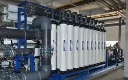 Ultrafiltration Water Plant