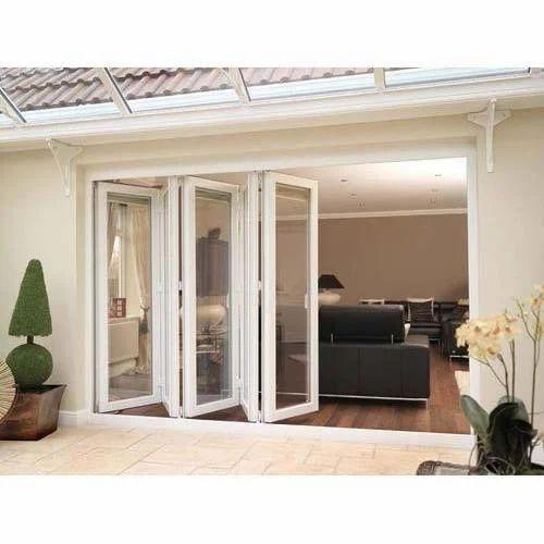Sliding Folding Door At Rs 1821 Piece Folding Doors Id 7852000548