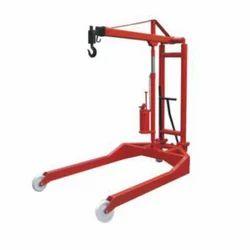 Lokpal Hulk Hydraulic Floor Crane U Type
