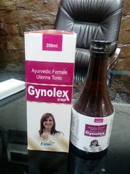 Ayurvedic Female Uterine Tonic with Monocarton Syrups