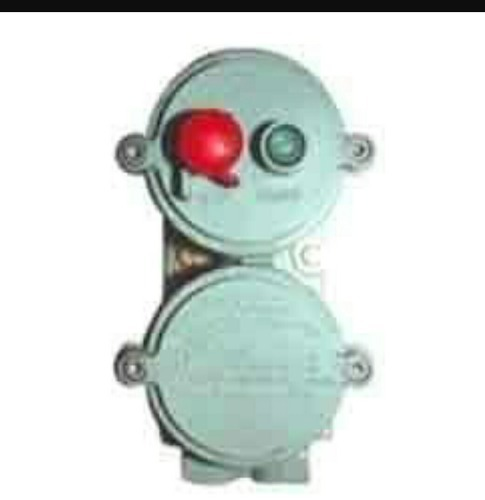 Flameproof Push Button At Rs 1150   Unit
