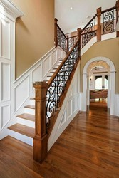 Ornamental Wooden Staircase