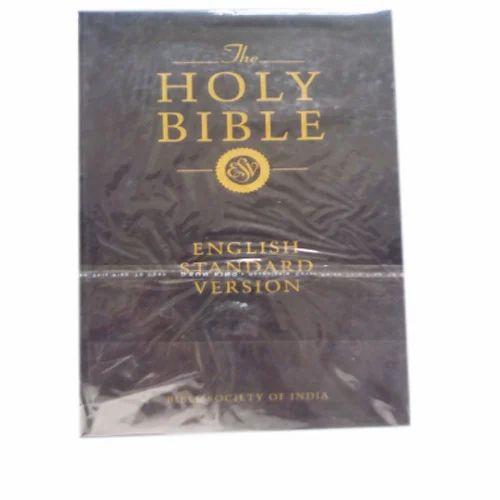 Bible Book - English Bible ( English Standard Version) Hard Bound