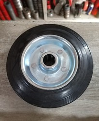 Solid Rubber Trolley Wheel