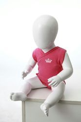 Infant Glossy Mannequin