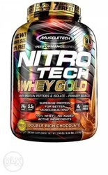Nitrotech Muscletech, For Muscle Building