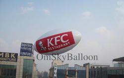 Oval Shape Sky Balloon
