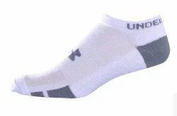 Men's Ankle Cotton Half Terry Socks