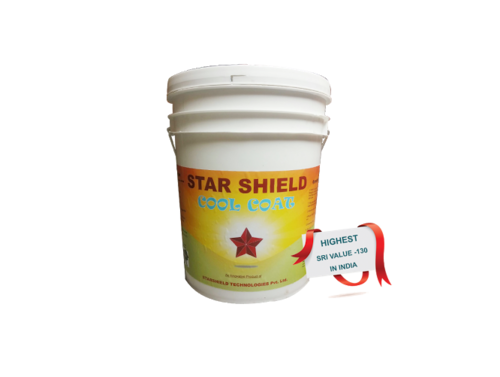 Cool Exterior Paint Star Cool Shield Sri 130 Thermal