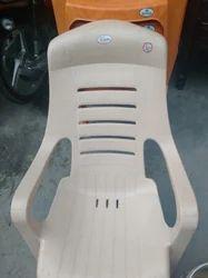 Long Armrest Chair