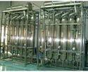 Semi-automatic Multi Column Distillation Plant