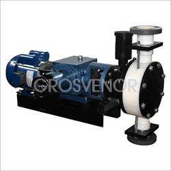 Hydraulic Actuated Diaphragm Metering Pumps