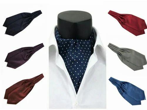 Silk Multicolor Mens Cravat, Rs 180 /piece Sukho International   ID:  14602391248