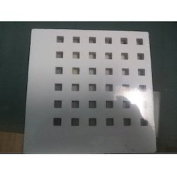 Square Hole Calcium Silicate Tiles