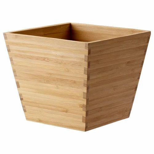 Bamboo Planter Box Bamboo Handmade Products Sardar Sankar Road