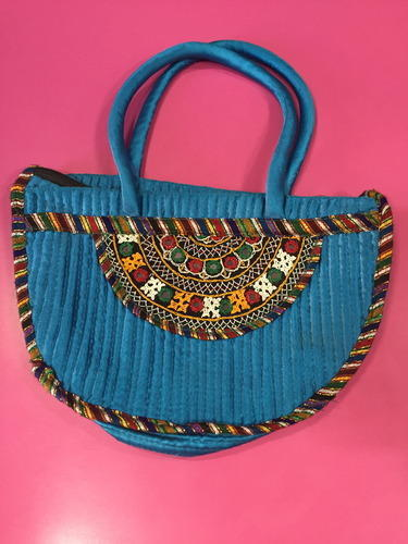 51a8c6b51011 Ladies Handbags - Kutchi Handmade Hand Bag Manufacturer from Bhuj