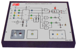 Delayed Automatic Power Board
