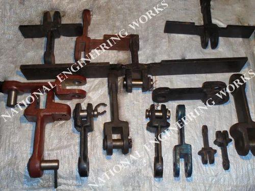 Wet Scraper Chain Link