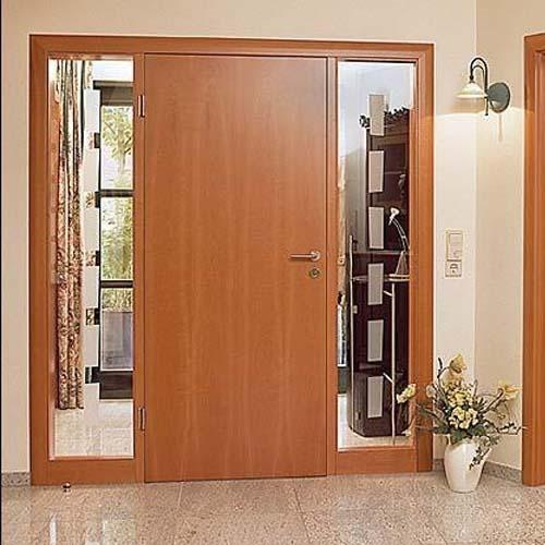 Ply doors flush doors sc 1 st era overseas for Plywood door design