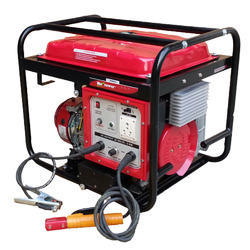 diesel powered welding machine