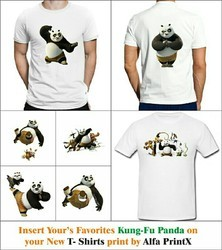 Custom T-shirt Design and Printing Services