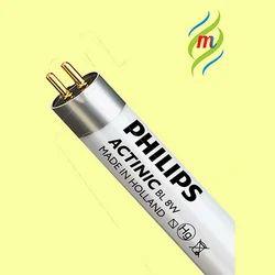 Philips Actinic BL TL 8W/10 1FM/10X25CC Tube Light