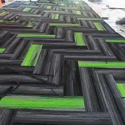 FLORABLE Plank Designer Carpet Tile