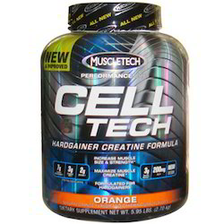 Muscletech Celltech Per Powder, Packaging Type: Plastic Jar
