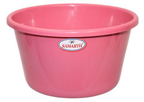 Plastic Bath Tub at Rs 78 /piece | Plastic Tub - Samarth Industries ...
