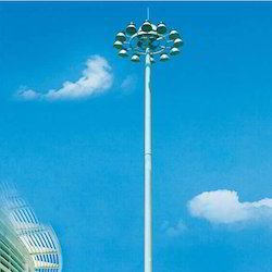 Street Light Poles High Mast