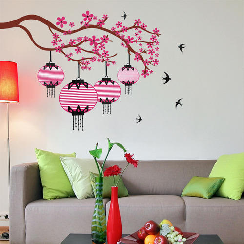 wall decals at rs 99 /piece | wall decal | id: 13195729888