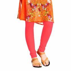 Ladies Casual Plain Churidar Leggings