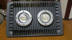 100watt LED Floodlight Housing With Lens