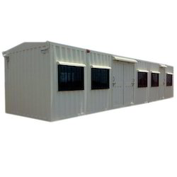 Mobile Portable Container Cabins