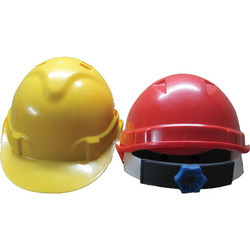 Safety Helmet With Knob