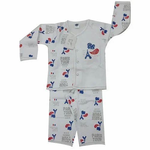e9b574e1b141 Cotton Boys Baby Boy Night Suit