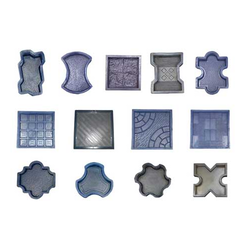 Pvc Paver Block, Brick & Tiles Making Mould