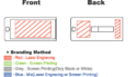 Holographic Logo Pen Drive