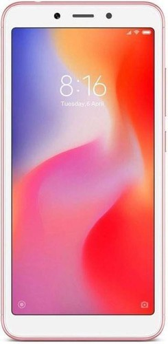 MI Redmi 6A 2GB, 16GB, Rose Gold Smartphone
