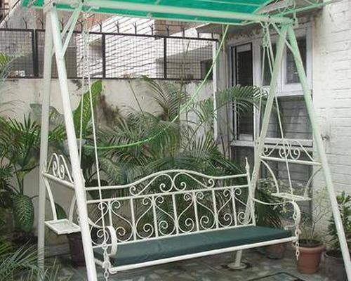 Metal Porch Swing At Rs 17500 Piece S Metal Swing Sets Id