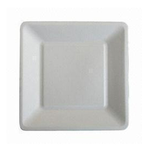 Square Paper Plate  sc 1 st  IndiaMART & Square Paper Plate at Rs 1.85 /piece(s) | Disposable Kagaz Ki Plate ...