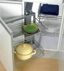 Universal Magic Corner Kitchen Unit