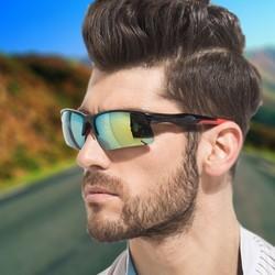 multicolor Mix Sports Sunglasses