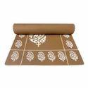 Printed Design Floral Yoga Mat