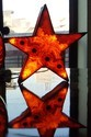 Christmas Wooden Star Lamp