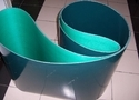 Rubber Polyurethane Belt
