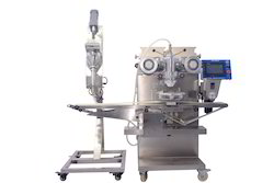 Chocolate Liquid Filling Cookies Making Machine
