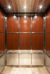 Wooden Elevator Cabin Wood Elevator Cabin Latest Price
