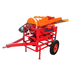 7 5 hp multi crop power thresher machine