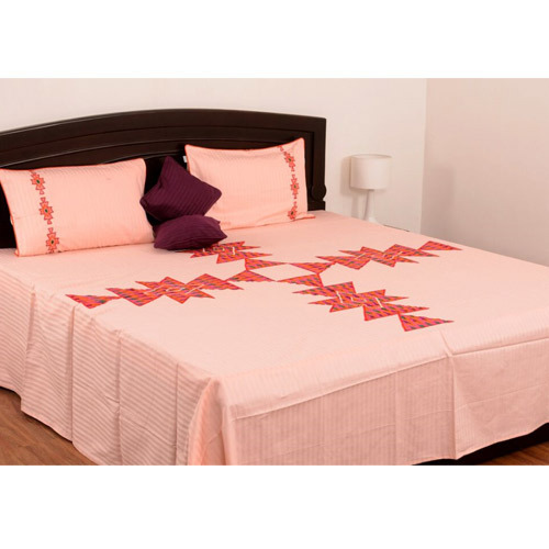 Patchwork Cotton Bed Sheets